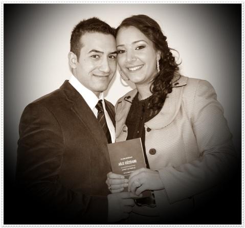 Buket ile Koray İLHAN'ın Nikahı - 31 Ocak 2010